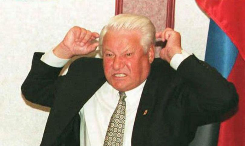 ТОП-10 пьяных выходок Бориса Ельцина