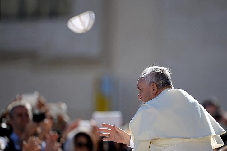 266-й папа римский Франциск