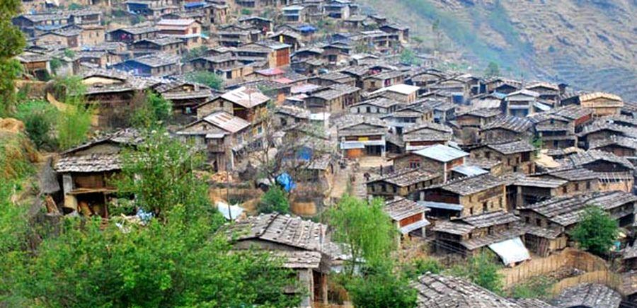 Деревня тамангов в Непале - Кто такие гуркхи | Военно-исторический портал Warspot.ru