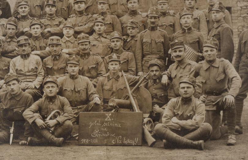 Чехи против поляков! Семидневная война, 1919 год.
