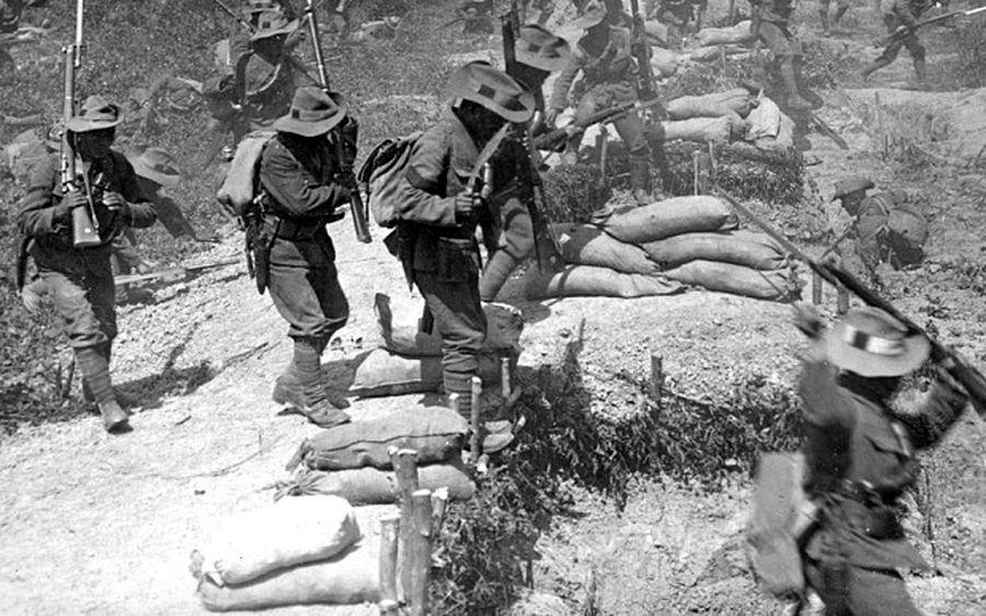 Гуркхи во Франции во время Первой мировой войны - Кто такие гуркхи | Военно-исторический портал Warspot.ru