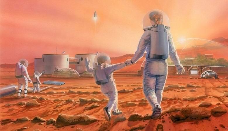 Почему у колонистов Марса не может быть секса с землянами? Ученые описали эволюцию переселенцев