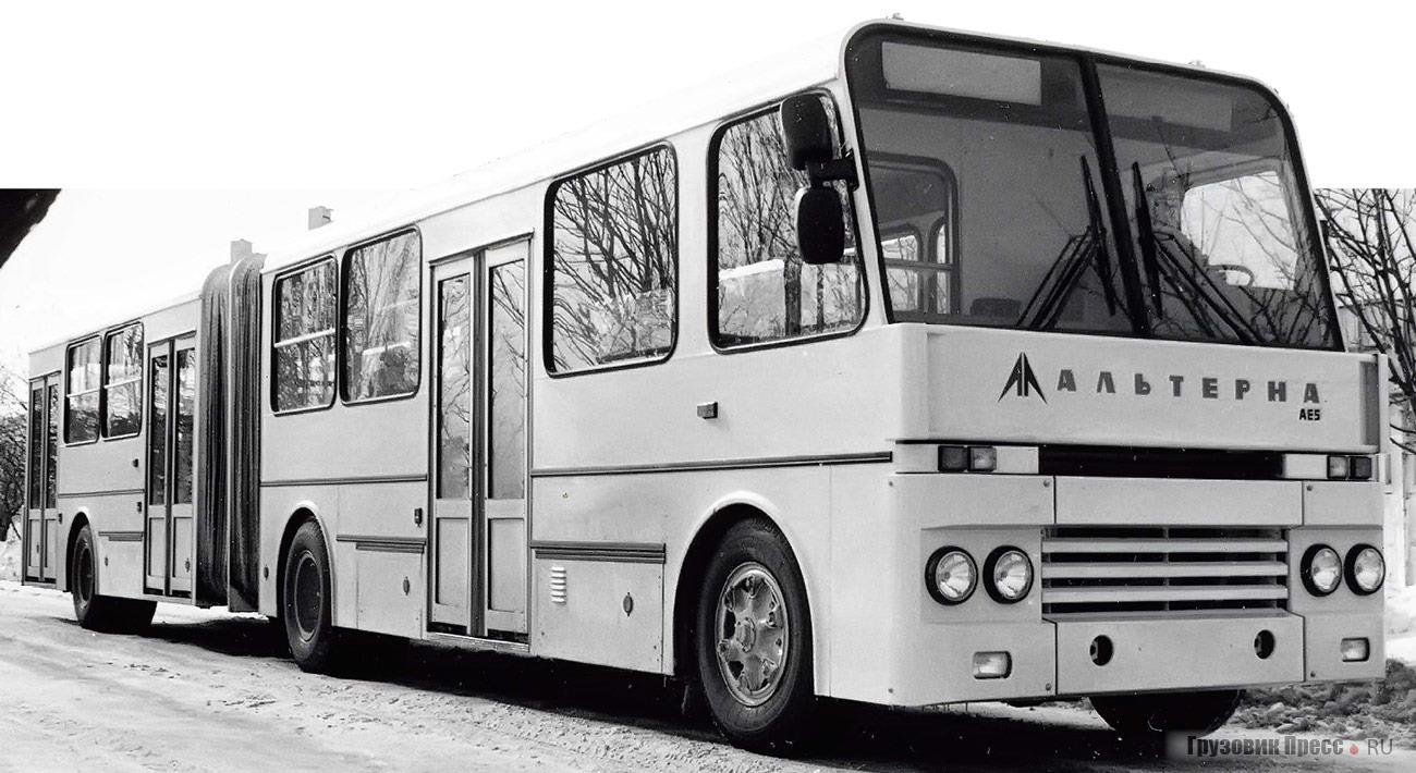 Сочленённый городской автобус «Альтерна-6230»