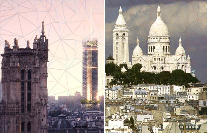 Отличия парижского Монмартра от Монпарнаса