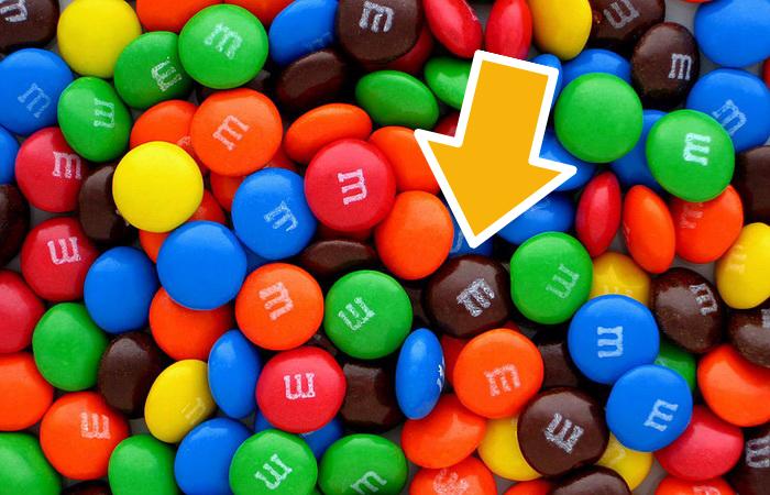 Любопытные факты о конфетах M&M'S