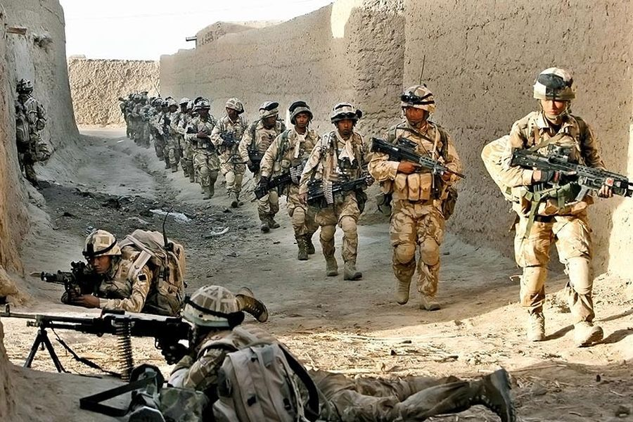 Гуркхи в Афганистане - Кто такие гуркхи | Военно-исторический портал Warspot.ru