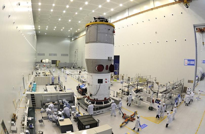 """Чемодан без ручки: """"Тяньгун-2"""" затопят в Тихом океане 19 июля"""