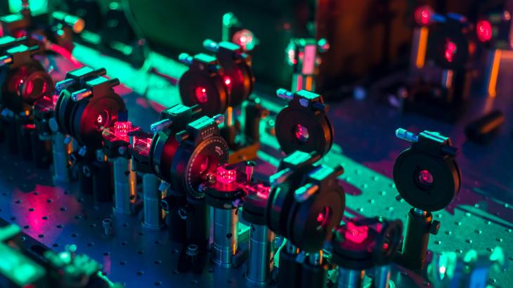 """Создан первый квантовый процессор, состоящий исключительно из """"переплетенного"""" света"""