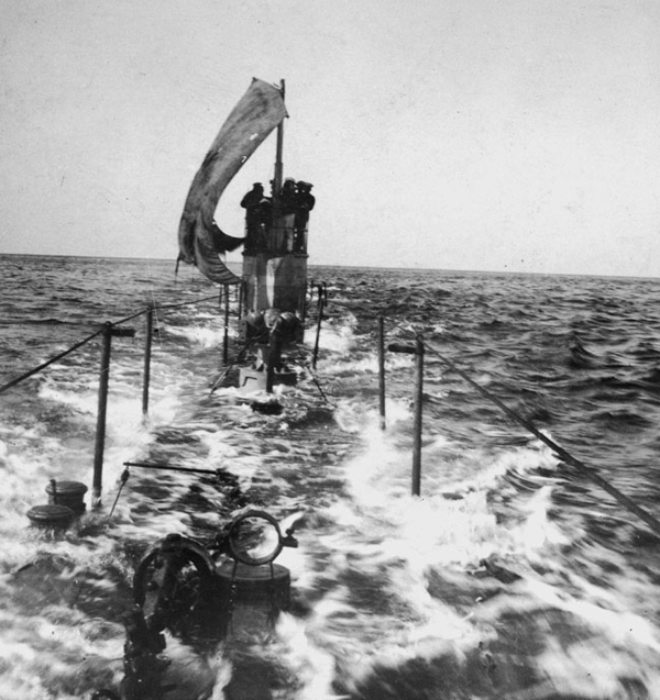 Русская подводная лодка Нерпа