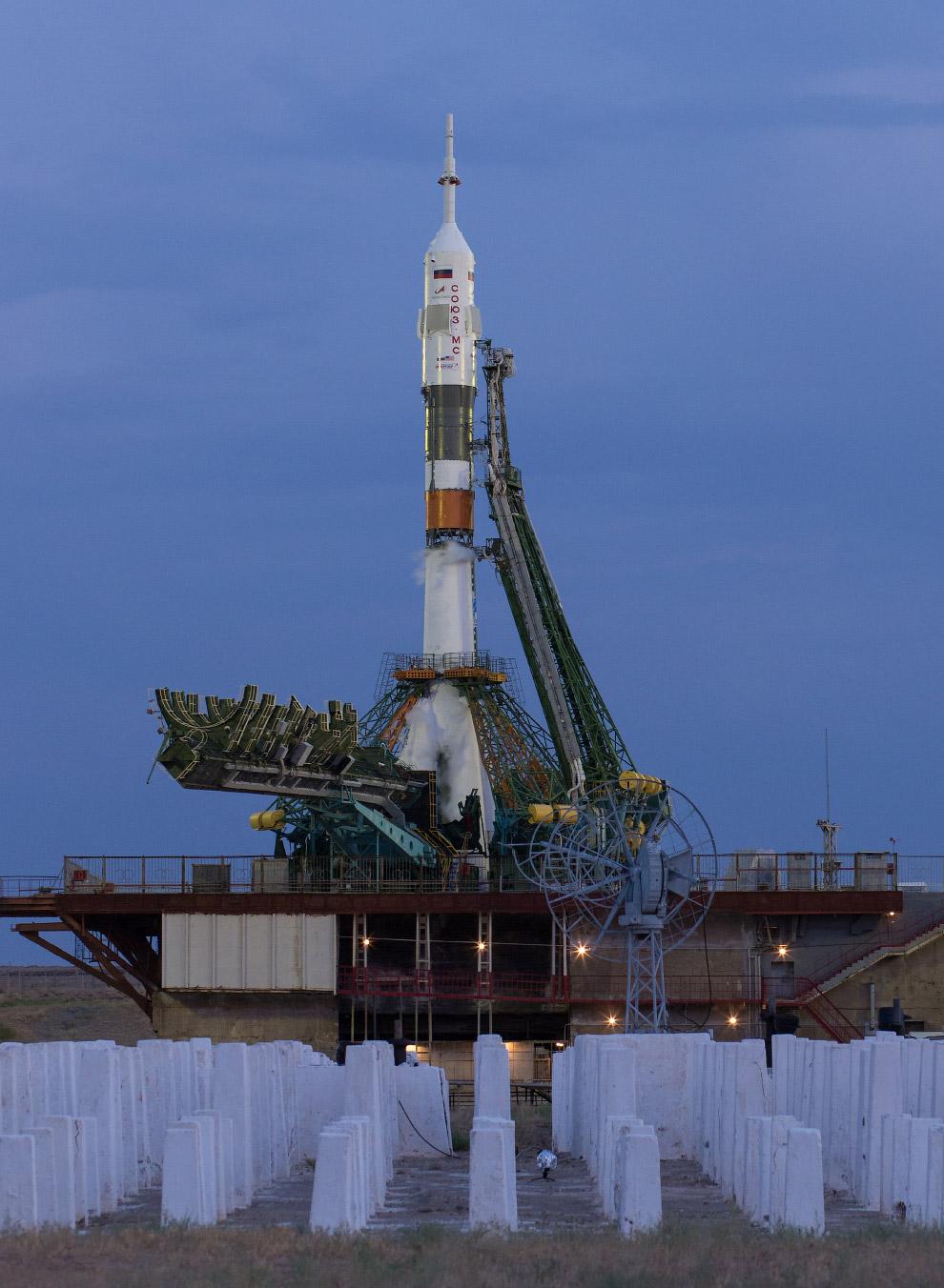 Expedition 60 Preflight