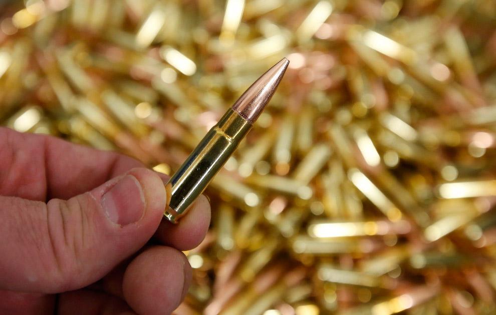 Компания Barnes по производству пуль