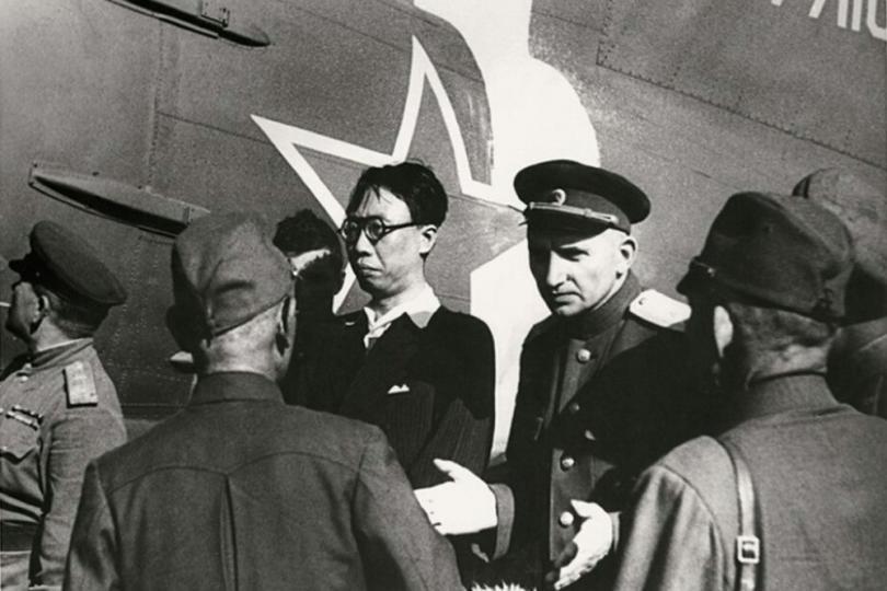 Император в лагерях Сталина