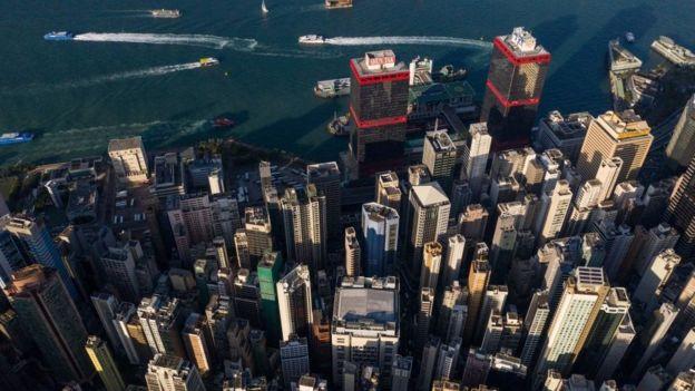 Гонконг борется против усиления влияния Китая