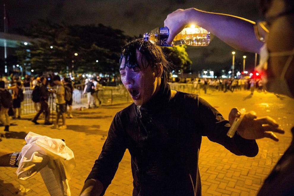 Протесты в Гонконге 2019