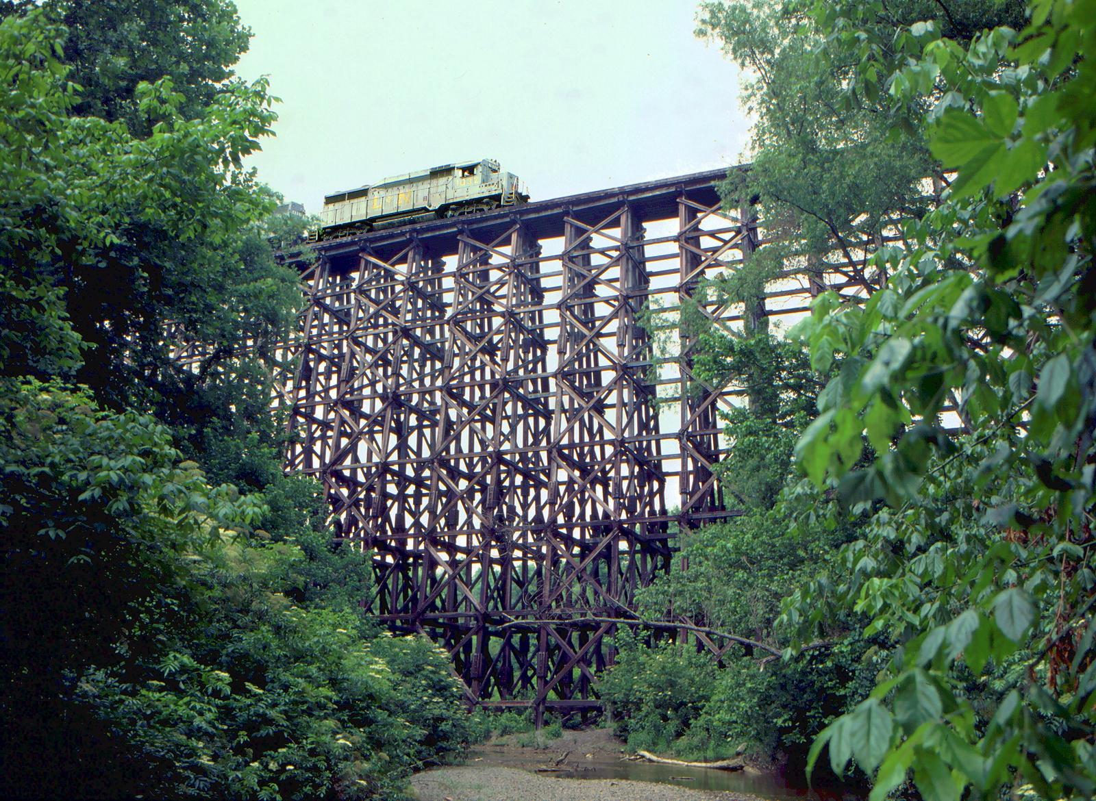 Североамериканские железнодорожные эстакады