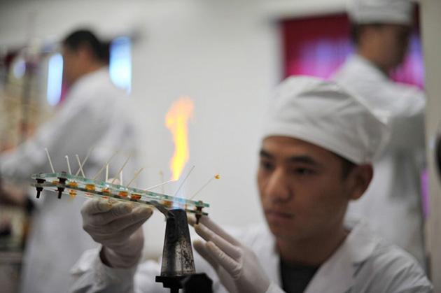 Устройство главного космодрома Китая