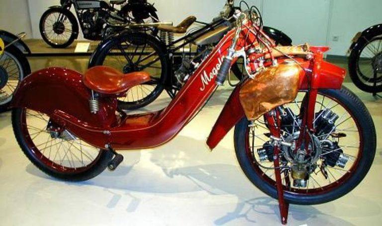 Friedenstaube — переднеприводный мотоцикл 1938 года