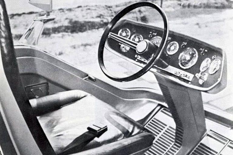 Ford Gas Turbine Truck — газотурбинный монстр 1964 года