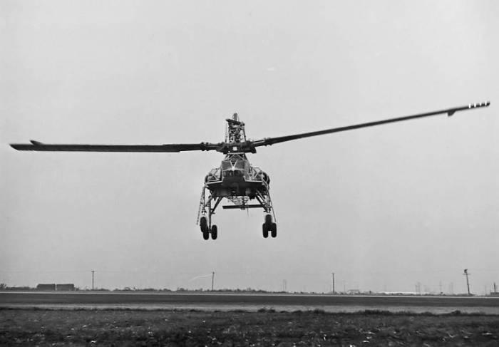 Уникальный вертолет с незавидной историей. /Фото: topwar.ru
