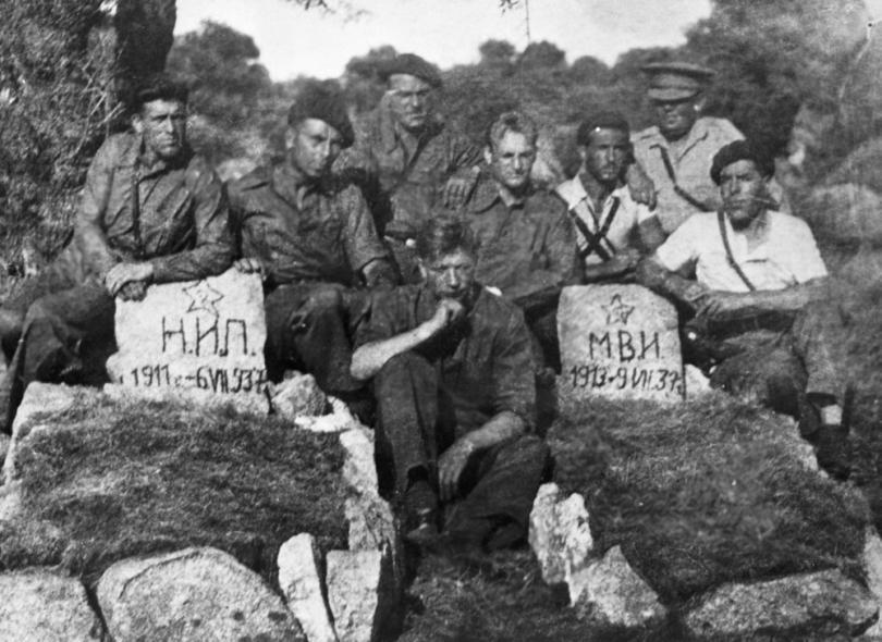 Вино, девушки, героизм. Как военные СССР бились за Испанию
