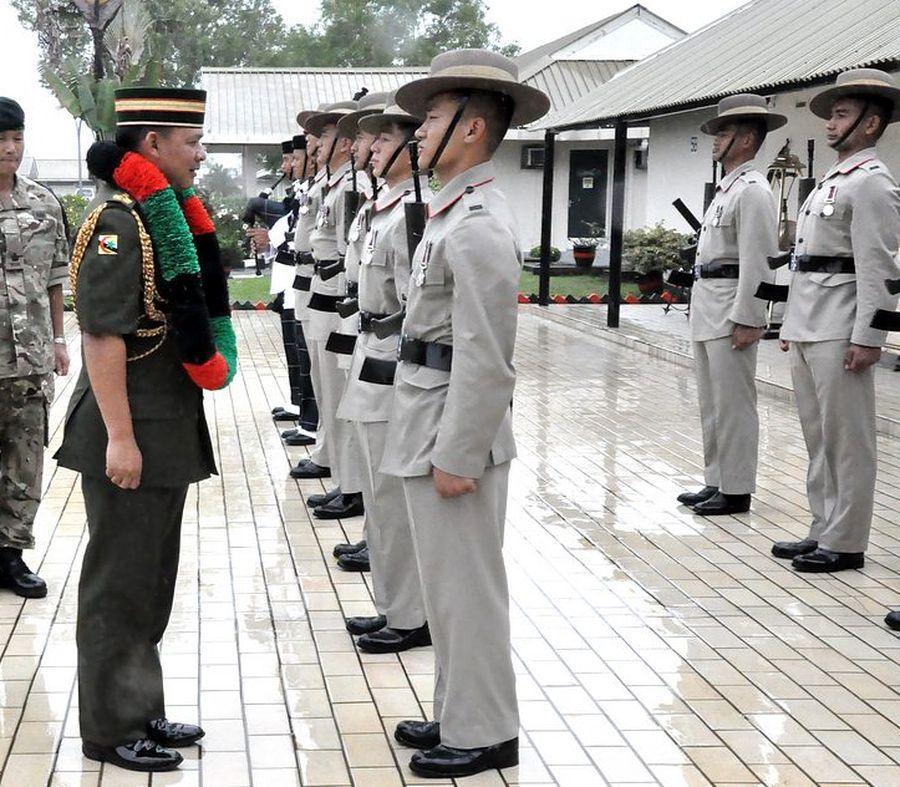 Брунейские гуркхи - Кто такие гуркхи | Военно-исторический портал Warspot.ru