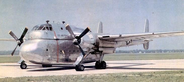 Fairchild-XC-120-11