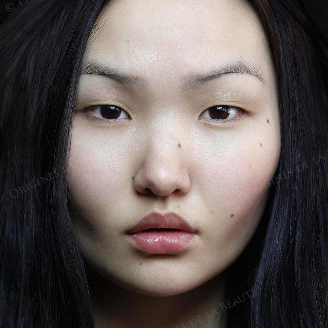 Снимки девушек, которые показали свою национальную красоту