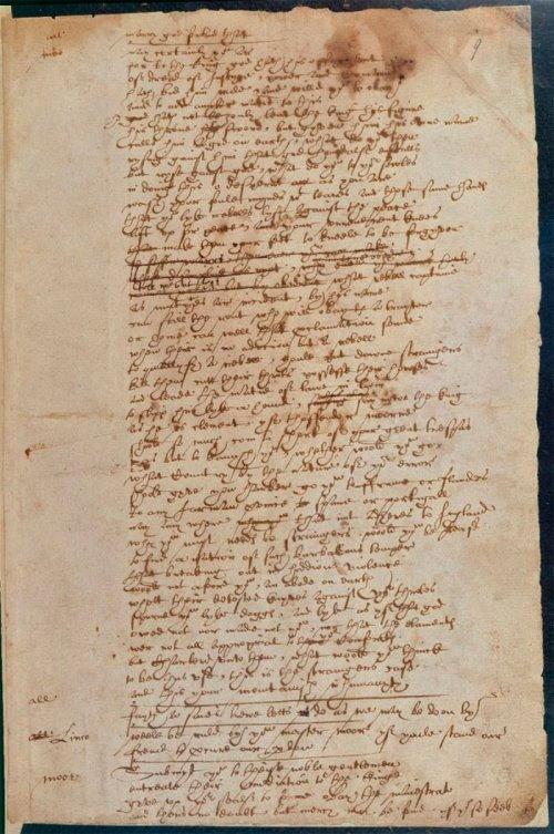 16 малоизвестных фактов о Шекспире
