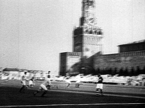 Футбол для Сталина