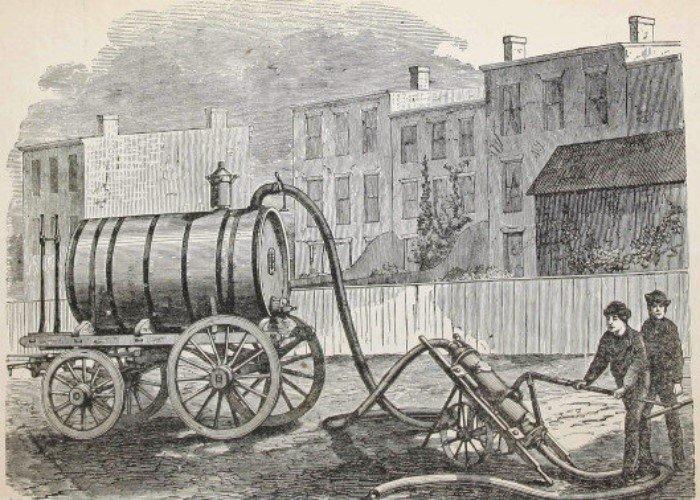 История получения порохового состава