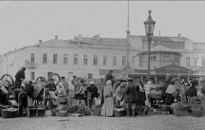 Кулинарные жульничества в Российской Империи