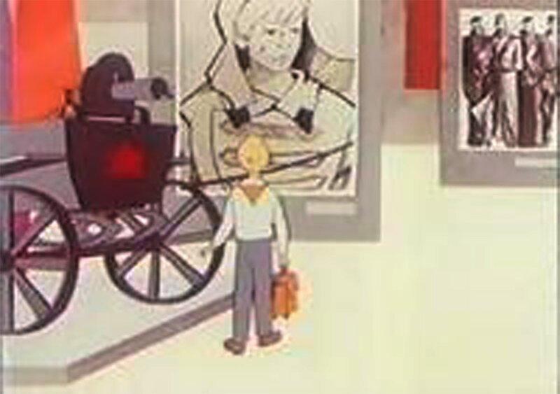Кто такой Орленок и почему в СССР про него сняли мультфильм