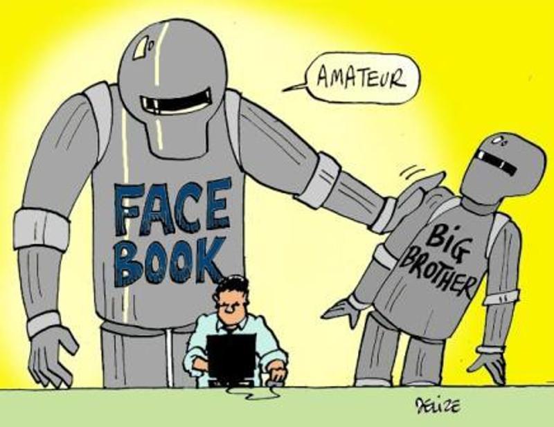 По стопам китайских товарищей: фейсбук вводит оценку благонадёжности пользователей