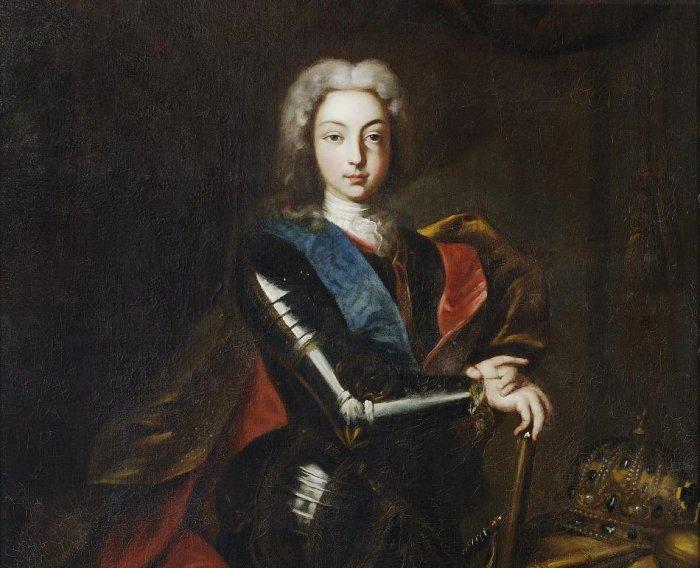 Портрет Петра II./Фото: pbs.twimg.com