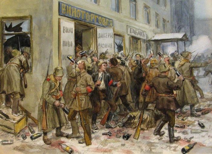 На «подвиги» Котовского вдохновили революционные беспорядки.lh3.googleusercontent.com/Фото: