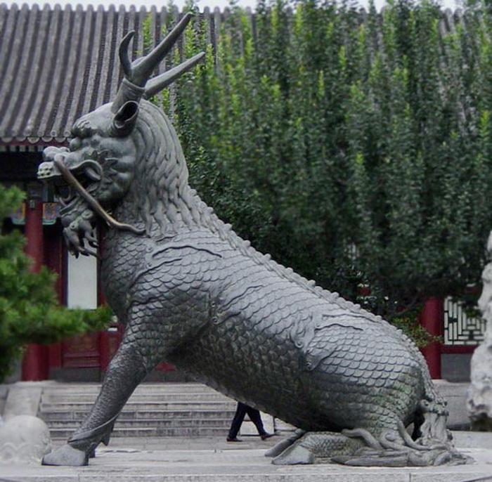 Китайский «единорог» - цилинь