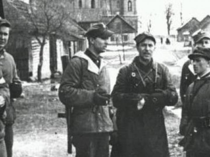 Реабилитация «Бурого». Польский палач белорусов стал героем