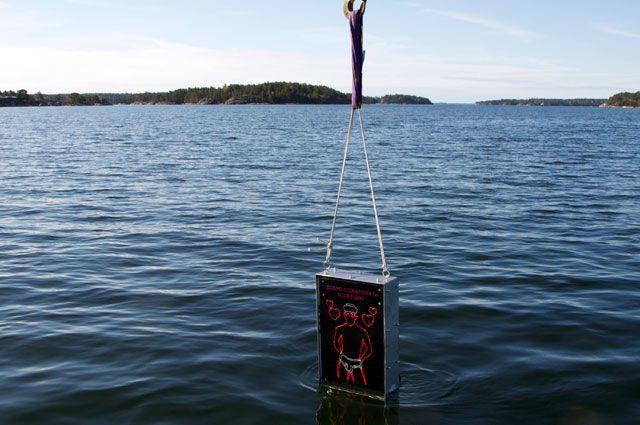Вам буй. Как власти Швеции одурачили народ при помощи «русской подлодки»
