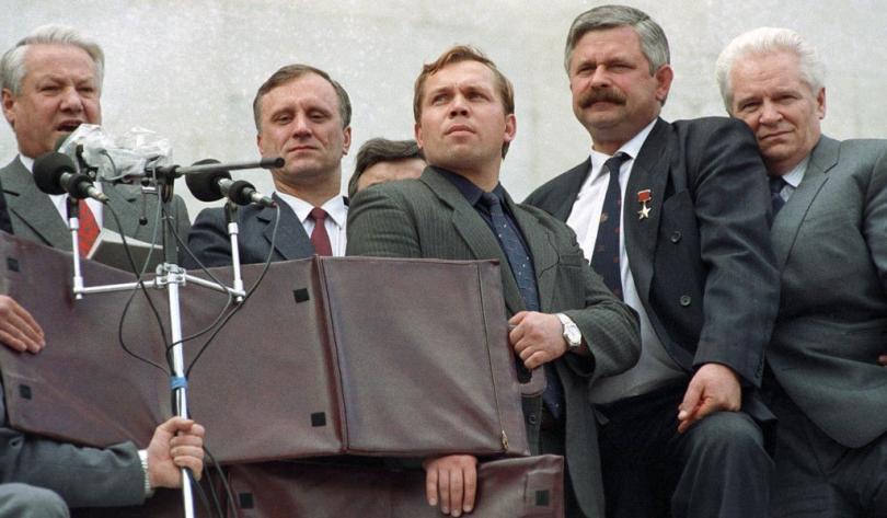 Ельцин собирался продать Карелию финнам за $ 15 млрд