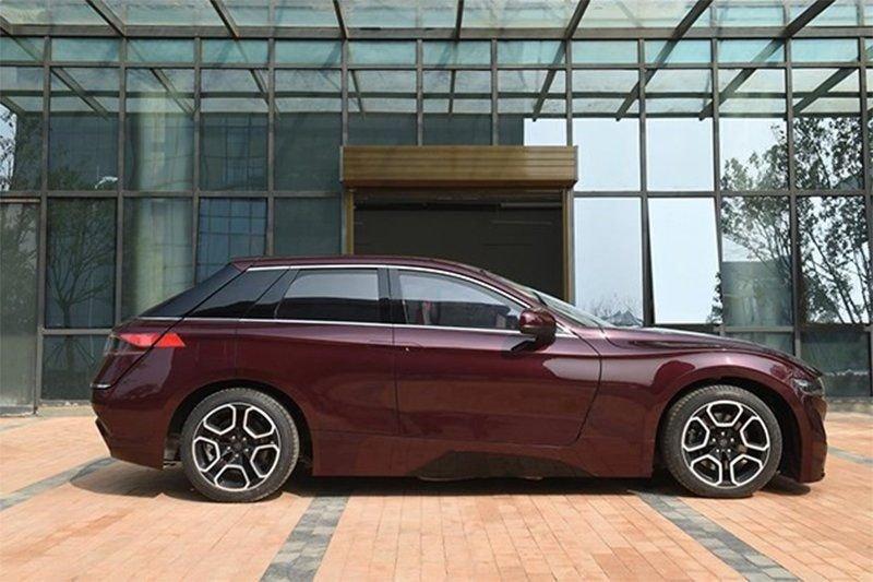 В Китае разработали автомобиль на водородном топливе с запасом хода 1000 километров