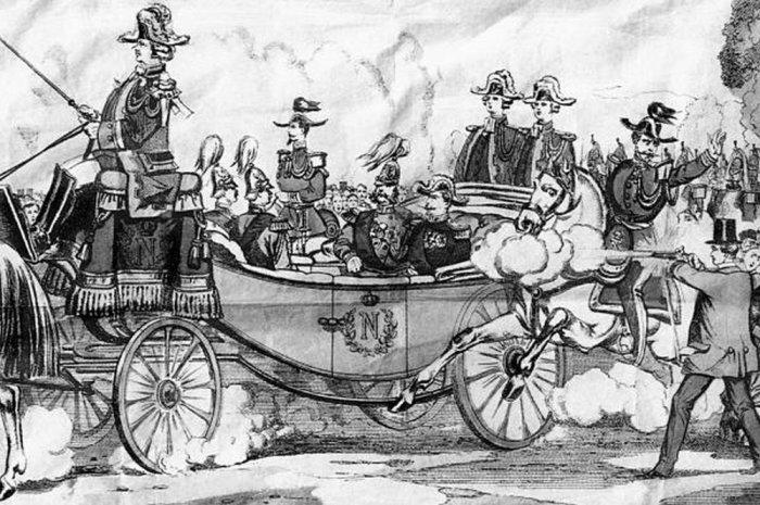 6 покушений на Александра II