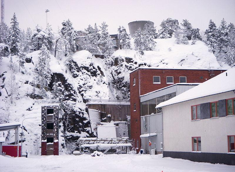 Шведская АЭС «Ågesta» в 2009 году - Неудавшаяся ковка молота Тора | Военно-исторический портал Warspot.ru