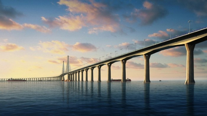 Крупнейшие мегапроекты, которые изменят мир