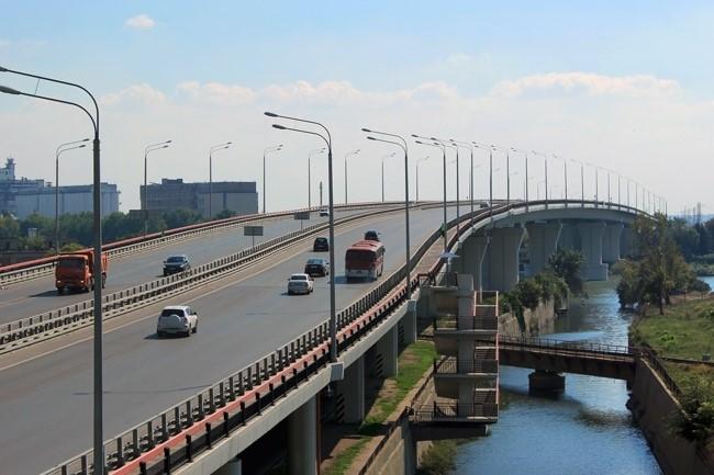 При Путине в России построили больше мостов-гигантов, чем за всё предшествующее время