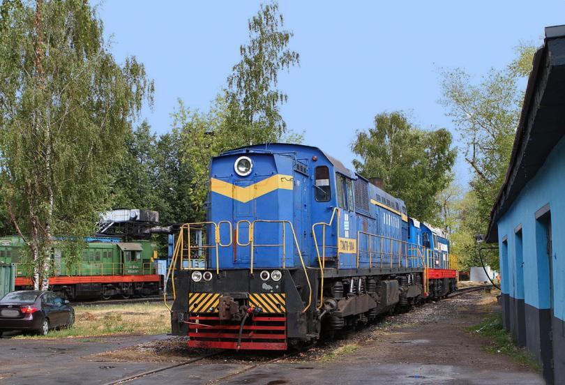 ТЭМ7А-1004 Источник фото: trainpix.org