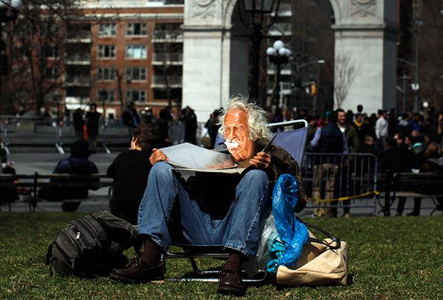 Высокие ставки: У США нет денег на пенсионеров. Вся надежда на казино и марихуану