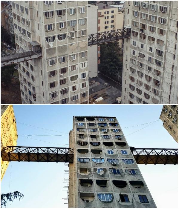 Несмотря на то, что прошло уже пол века ничего другого современные градостроители так и не придумали. | Фото: gramho.com/ © northern.friend 9 monts ago.