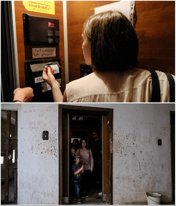 Подъем и спуск лифтом оплачивается отдельно. | Фото: realt.onliner.by.
