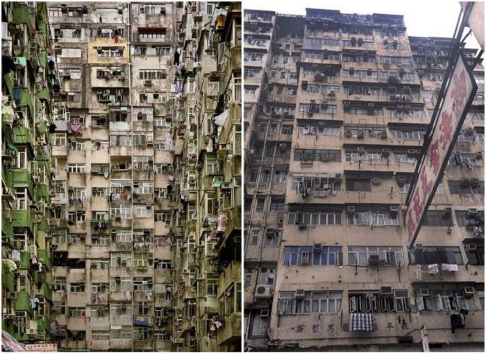 Плотность населения Гонконга на 2016 г. составляла 6732,56 чел./кв.км (Старые районы города). | Фото: cn.dreamstime.com.