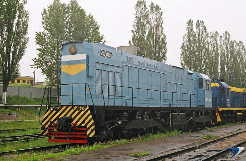 ТЭМ7А-1002 Источник фото: trainpix.org